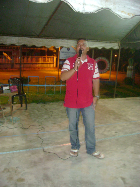 Penyelaras Pemuda DUN Temangan Sdra A. Noriesyamrudien Syah