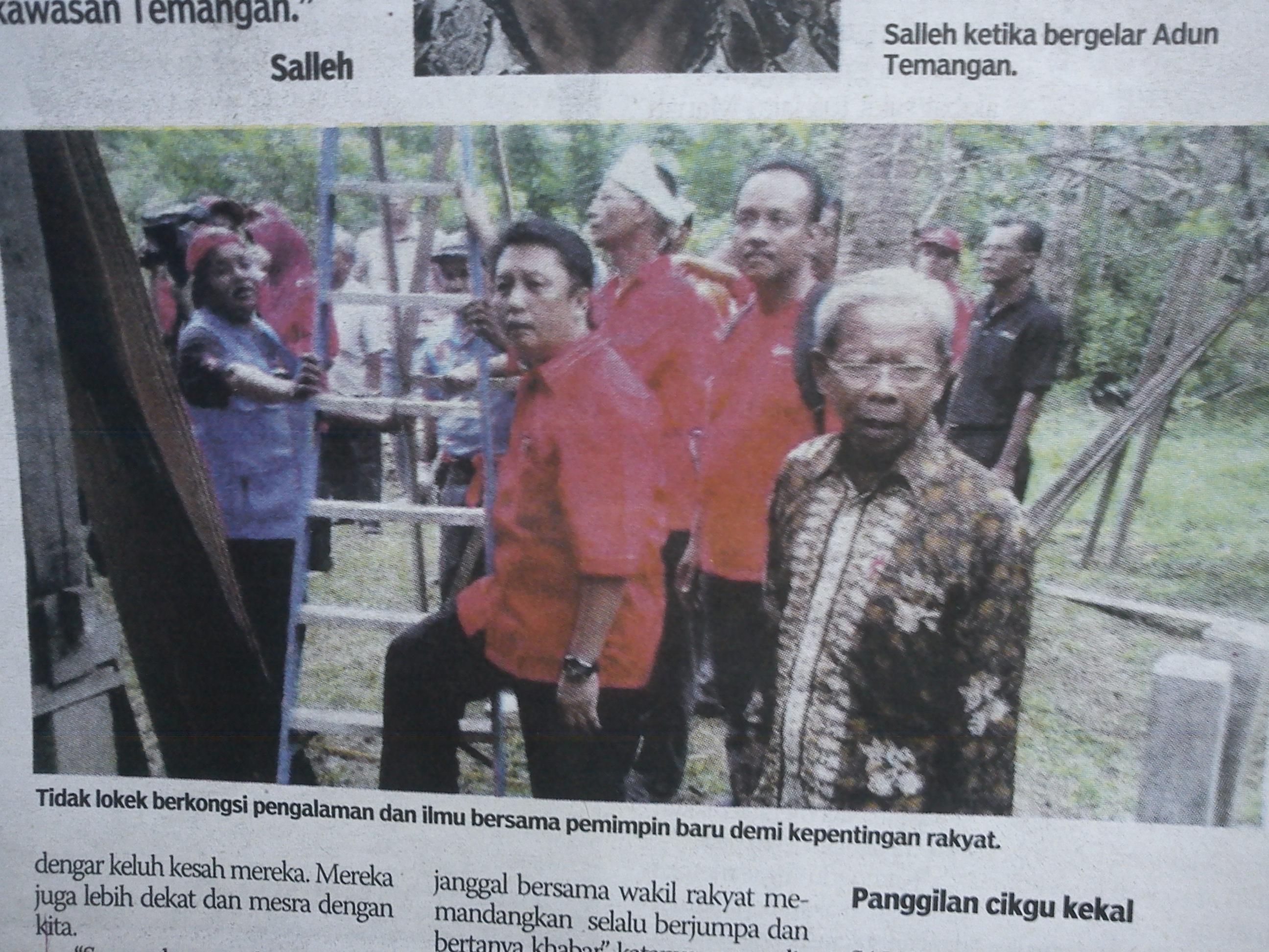 Kg Pauh Temangan Kelantan Info Desa Pencetus Ide Warga Kota